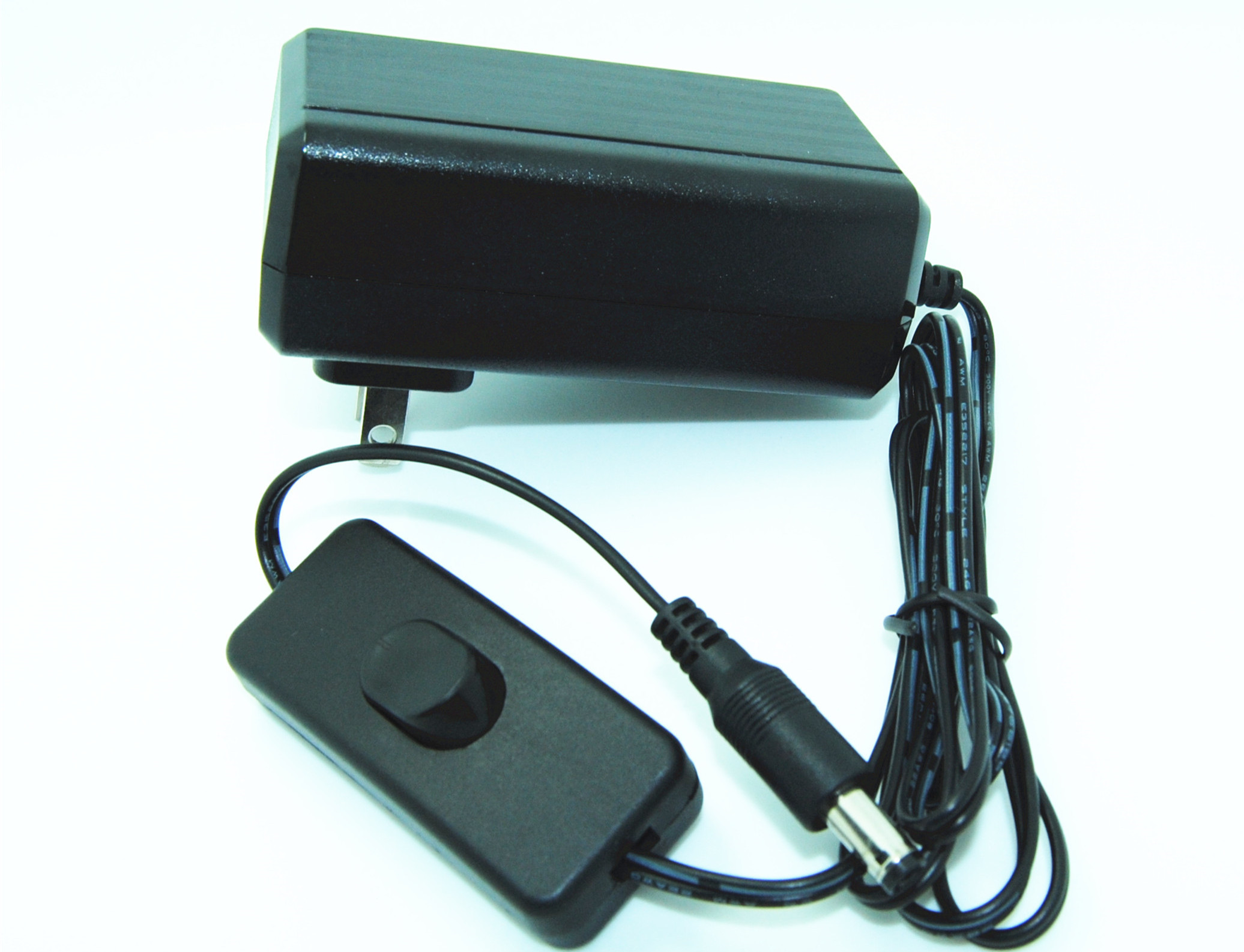 American 2 pins DC Switching Power Supply Adapter for CCTV Cameras / Tablet PC