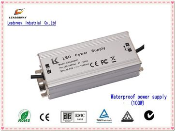 IP67 Waterproof LED Driver/2100mA Power Supply for Streetlights, Sized 152 x 68 x 38mm