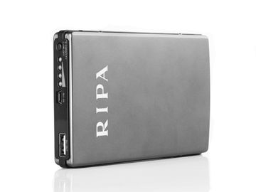 Rechargeable Portable Battery Power Packs with Mini USB Interface